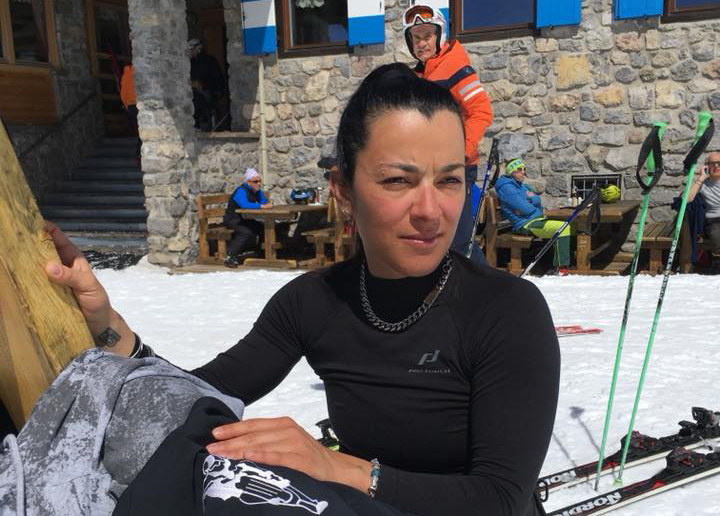 """Alessia Polita """"Nuove sfide sul monosci. Tornare in moto? No, non sarei felice"""""""