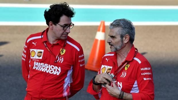 Ferrari – Arrivabene lascia. Mattia Binotto nuovo Team Principal