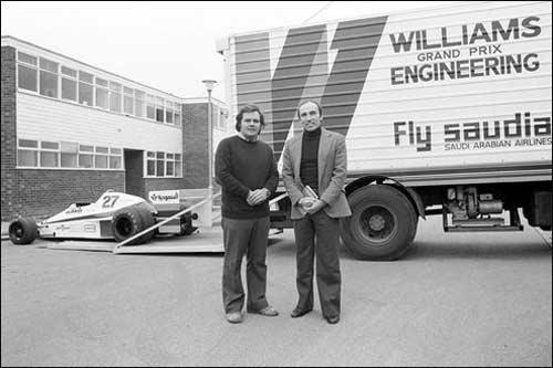 Patrick Head está de regreso y trabaja con Williams