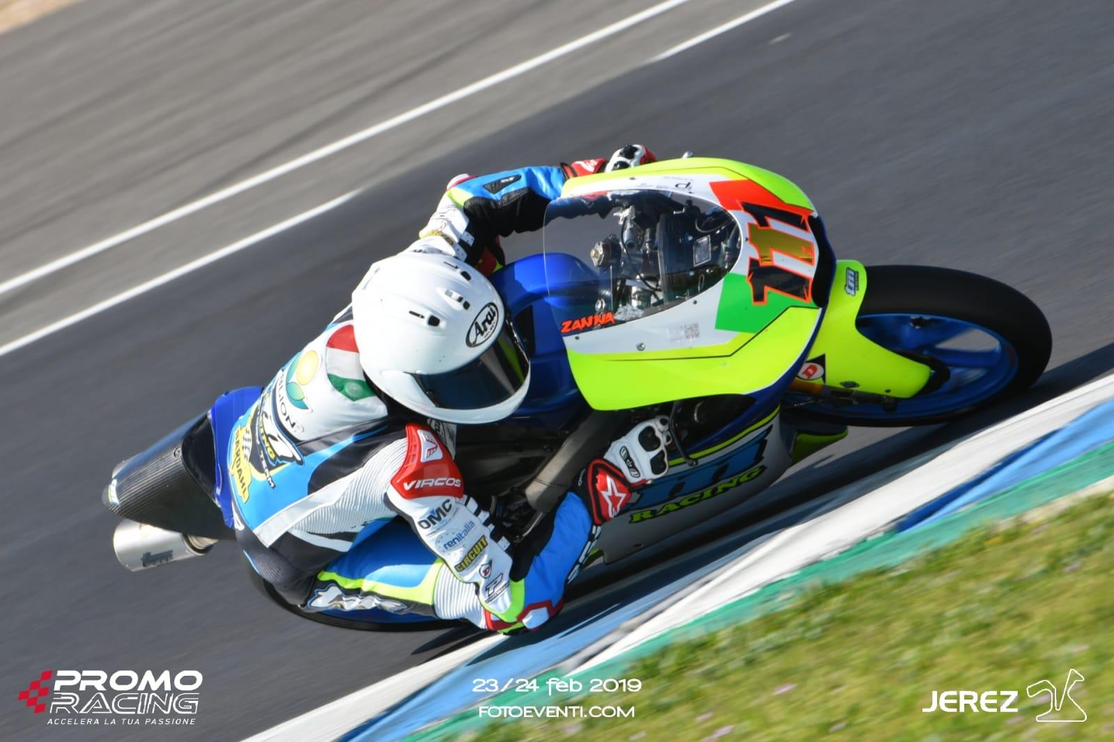 """Kevin Zannoni – Campione Italiano Moto 3 """"Punto al bis"""""""