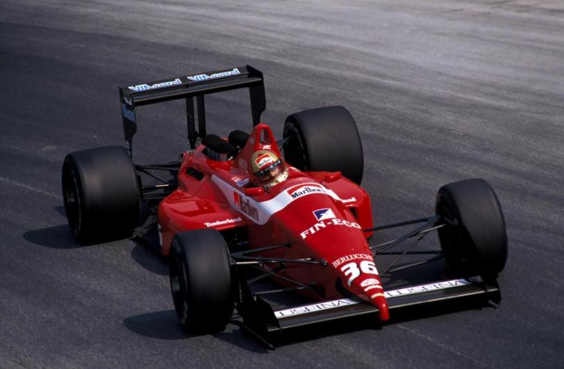 """Formula 1 di ieri e di oggi –  Alex Caffi """"È un altro sport"""""""