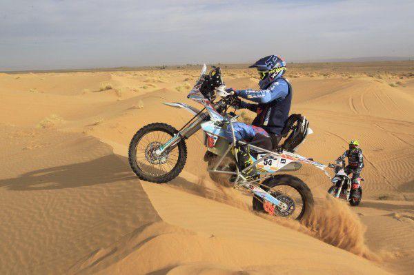 Dakar – Intervista a Nicola Dutto, il primo pilota di moto paraplegico