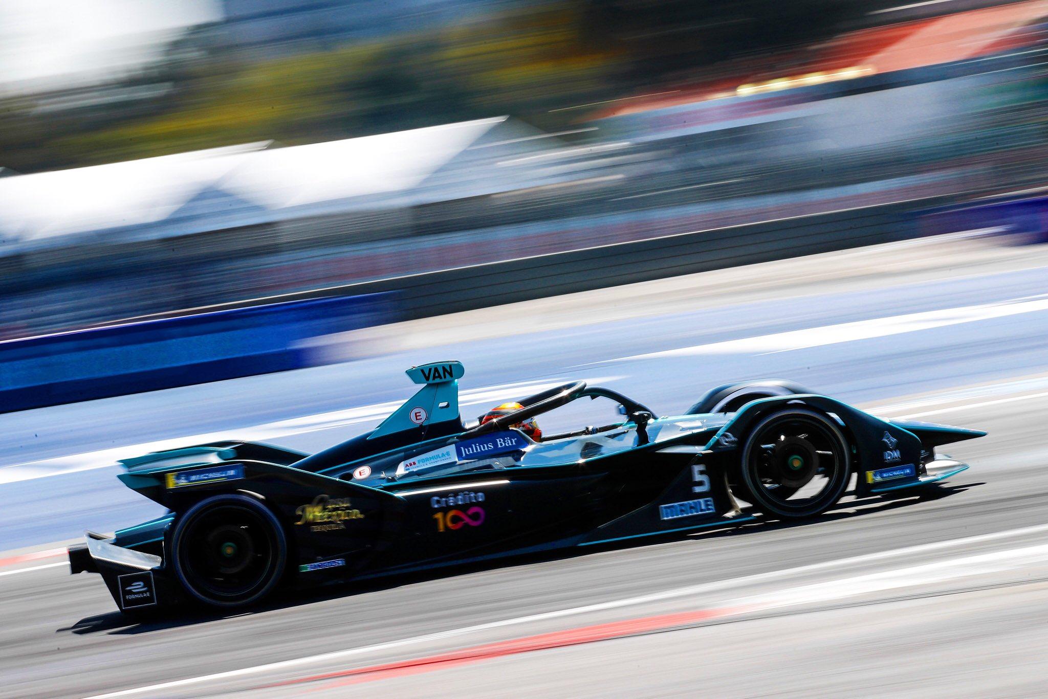 Formula E – ad Hong Kong il quinto round