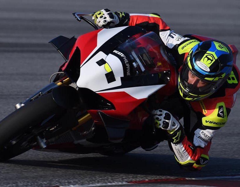 JoSpeed – In sella al sogno Ducati nell'ARRC