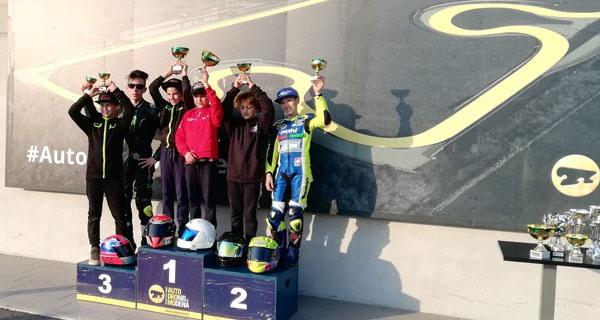 Trofeo Autodromo di Modena – i vincitori