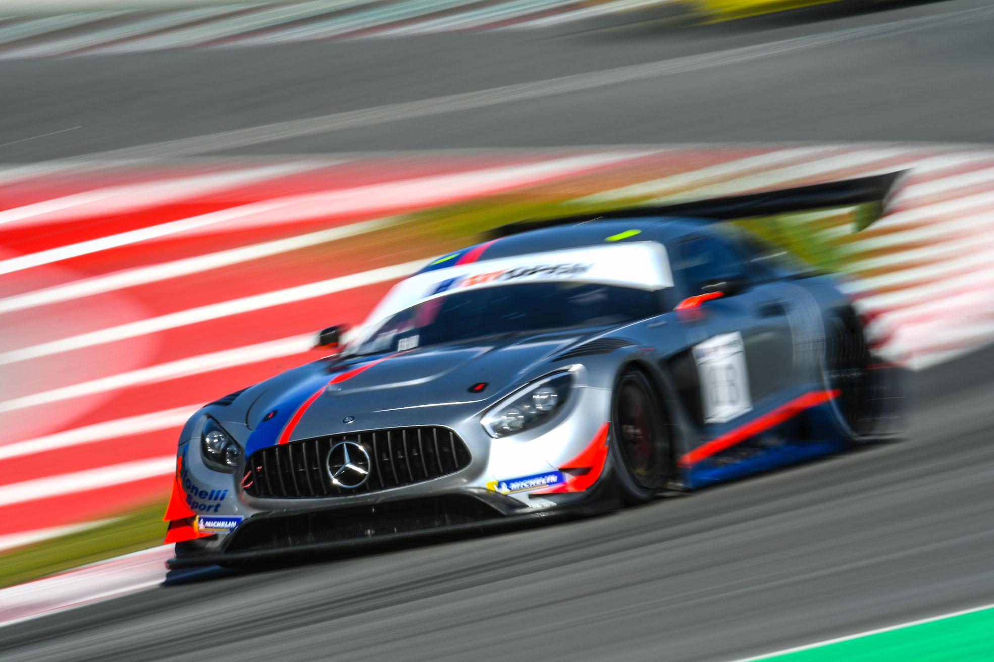 L'Antonelli Motorsport a Monza per l'Italiano Gran Turismo Endurance