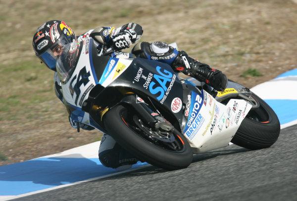 Storia – La prima gara di Kenan Sofuoglu in Moto2