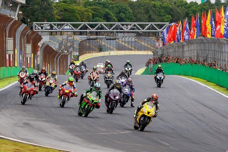 Sospeso il Campionato Brasiliano SuperBike. Il governo di San Paolo proibisce tutte le gare di moto