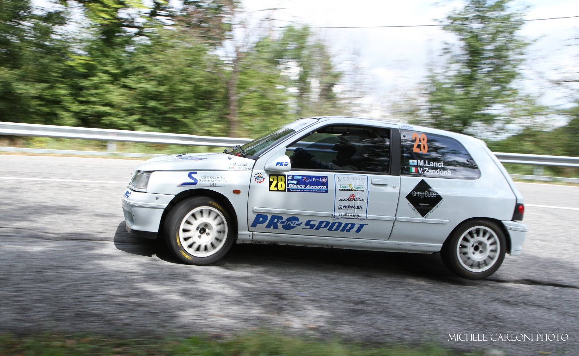 Scatta il Rally Biancoazzurro – Rally Rosen Bowl.