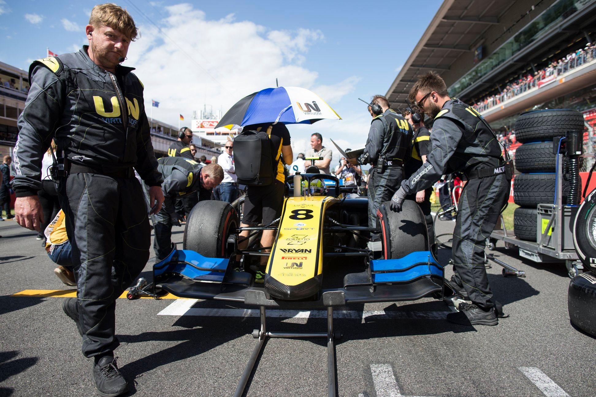 Monaco – Formula 2 subito in pista. Venerdì Gara-1