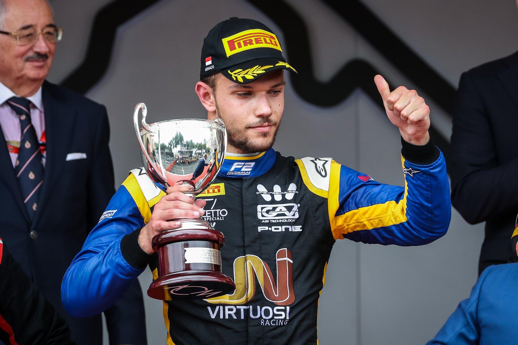 Formula 2 – Ghiotto 2° a Montecarlo. Mondiale apertissimo