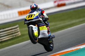 Matteo Ferrari Moto2