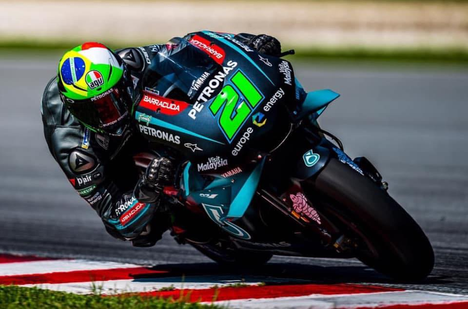 Does the Franco Morbidelli Fan Club exist?