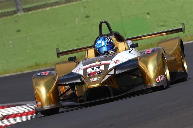 Danny Molinaro ai vertici nel Campionato Italiano Sport Prototipi.