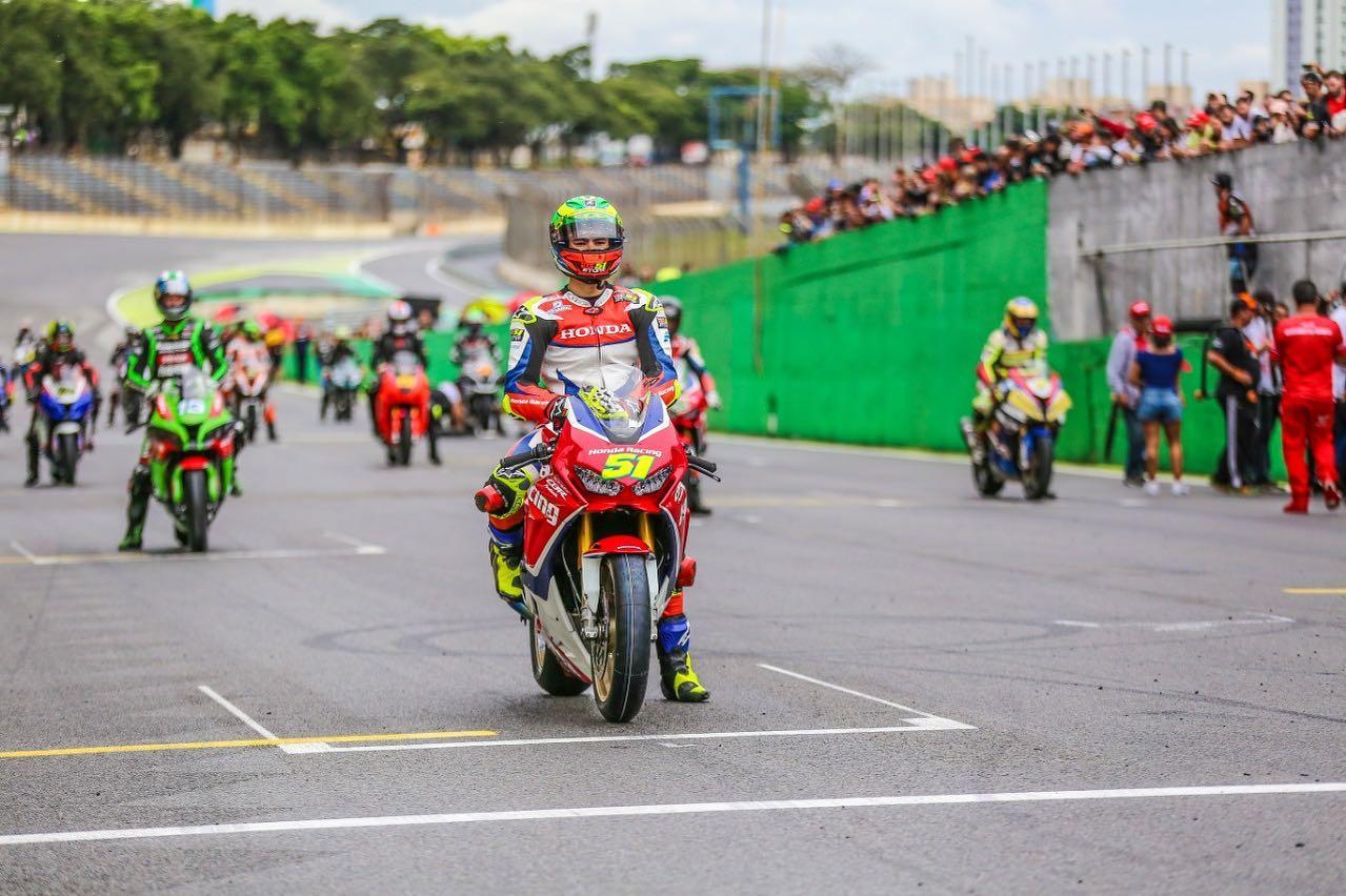 Honda e Yamaha sospendono la sponsorizzazione e la partecipazione al SuperBike Brasil