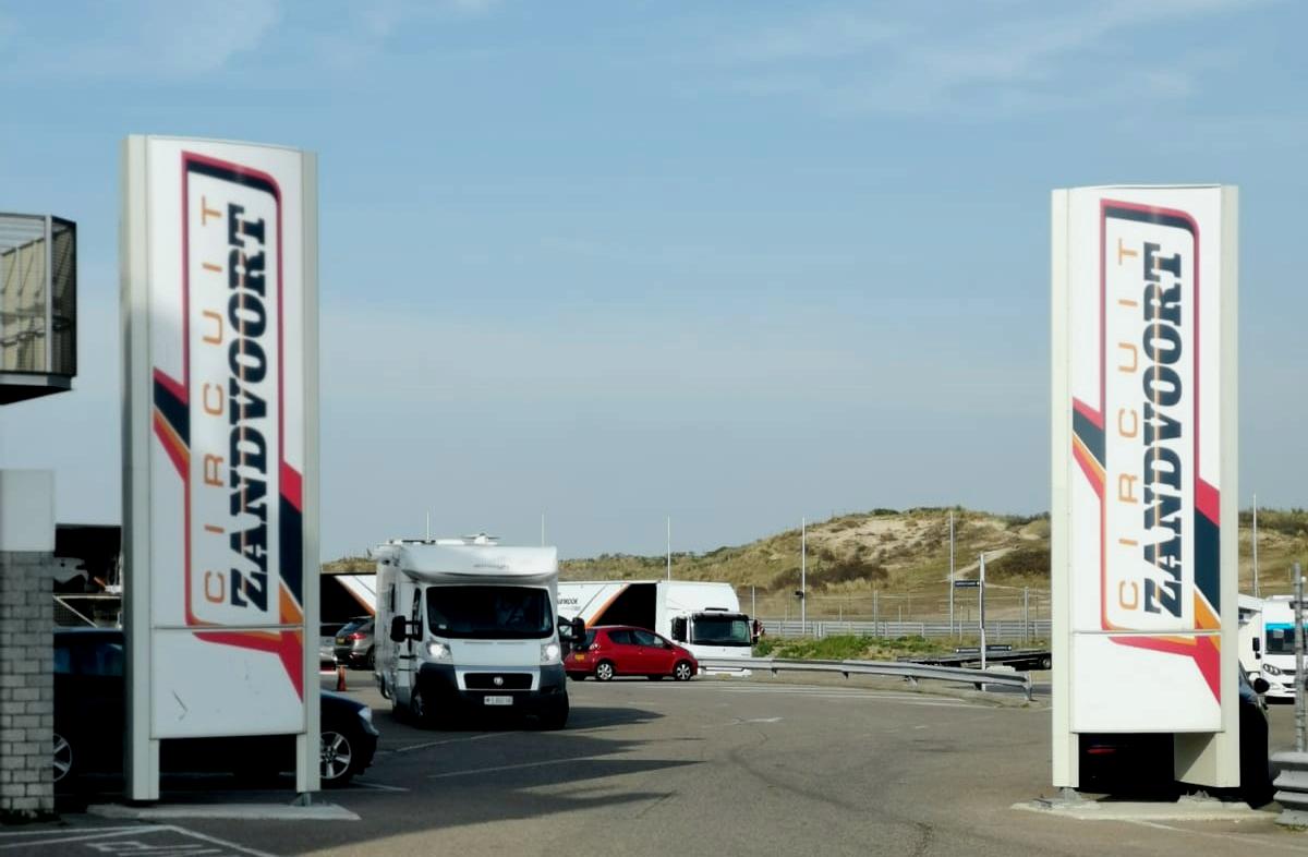 La Formula 1 torna a Zandvoort