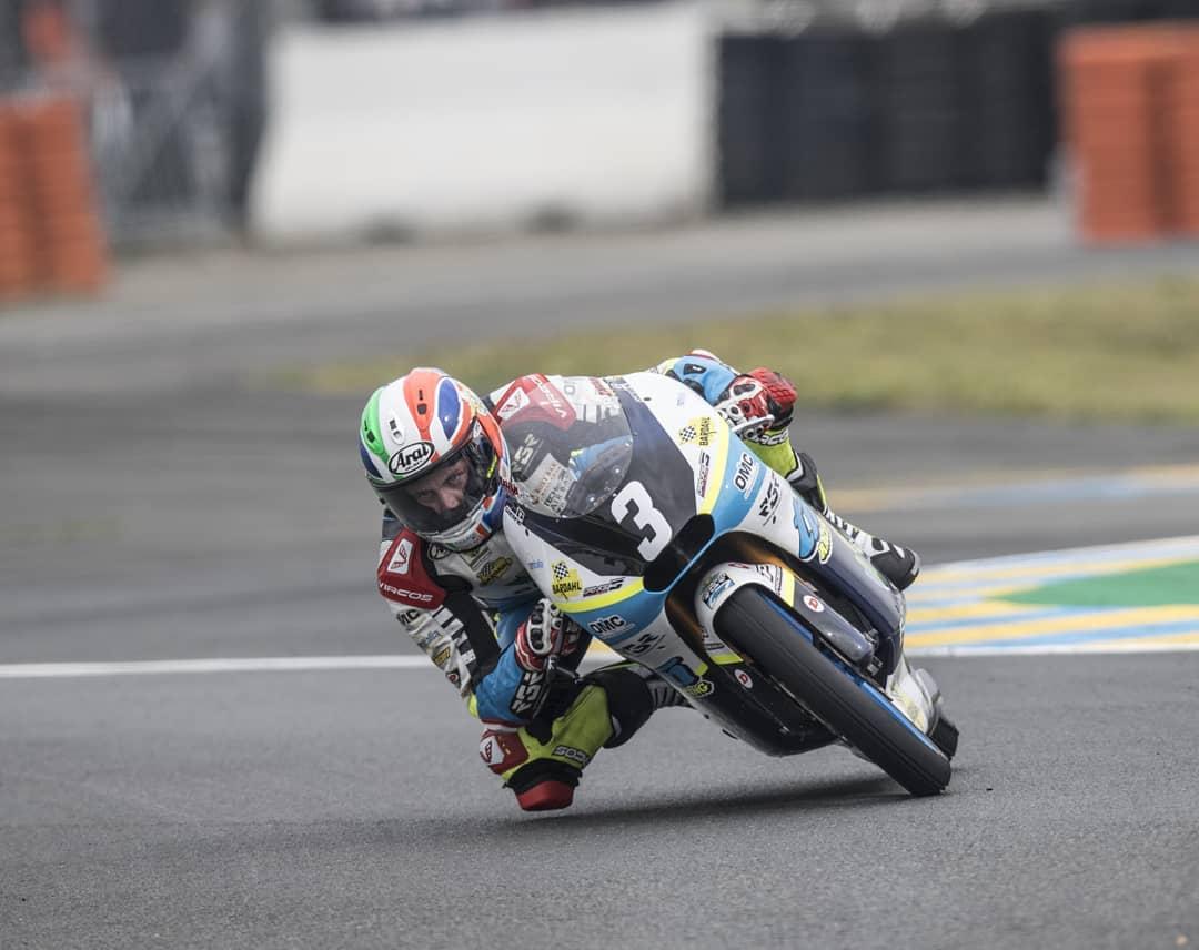 """Le Mans – Zannoni a punti """"L'anno prossimo spero di essere nel Mondiale"""""""