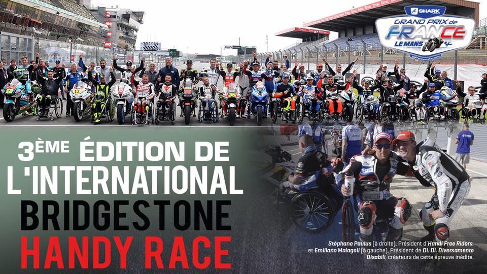 Al via il Campionato Mondiale di Motociclismo Paralimpico