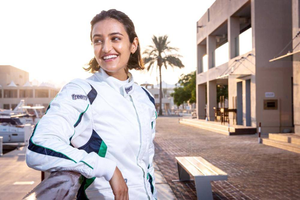 Arabia Saudita – Reema Juffali piloto de Fòrmula 4