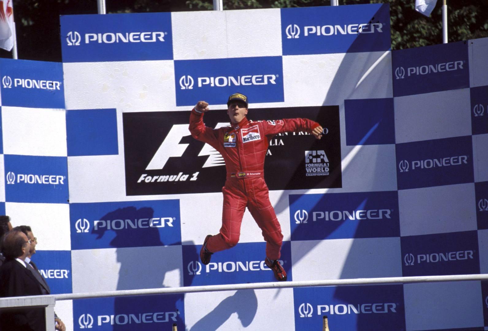 Michael Schumacher – Ecclestone offre un barlume di speranza