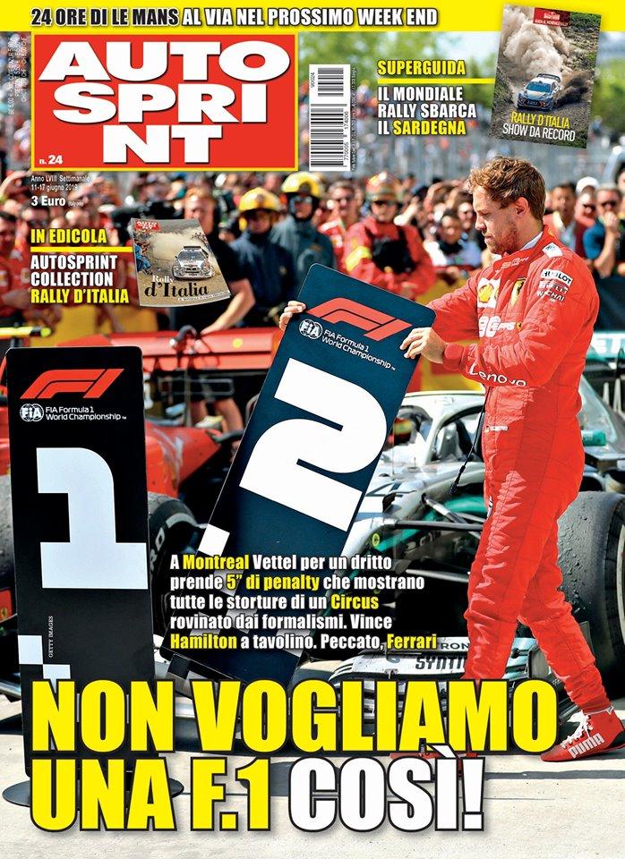 Autosprint Vettel