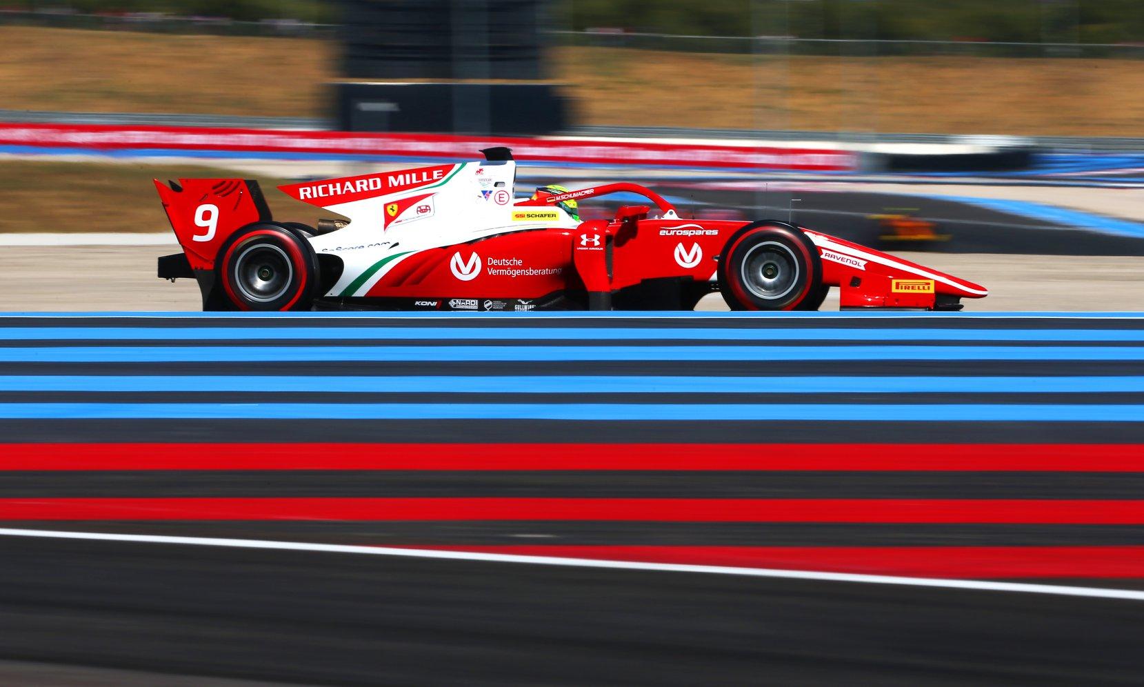 Formula 2 – orari e protagonisti del week-end
