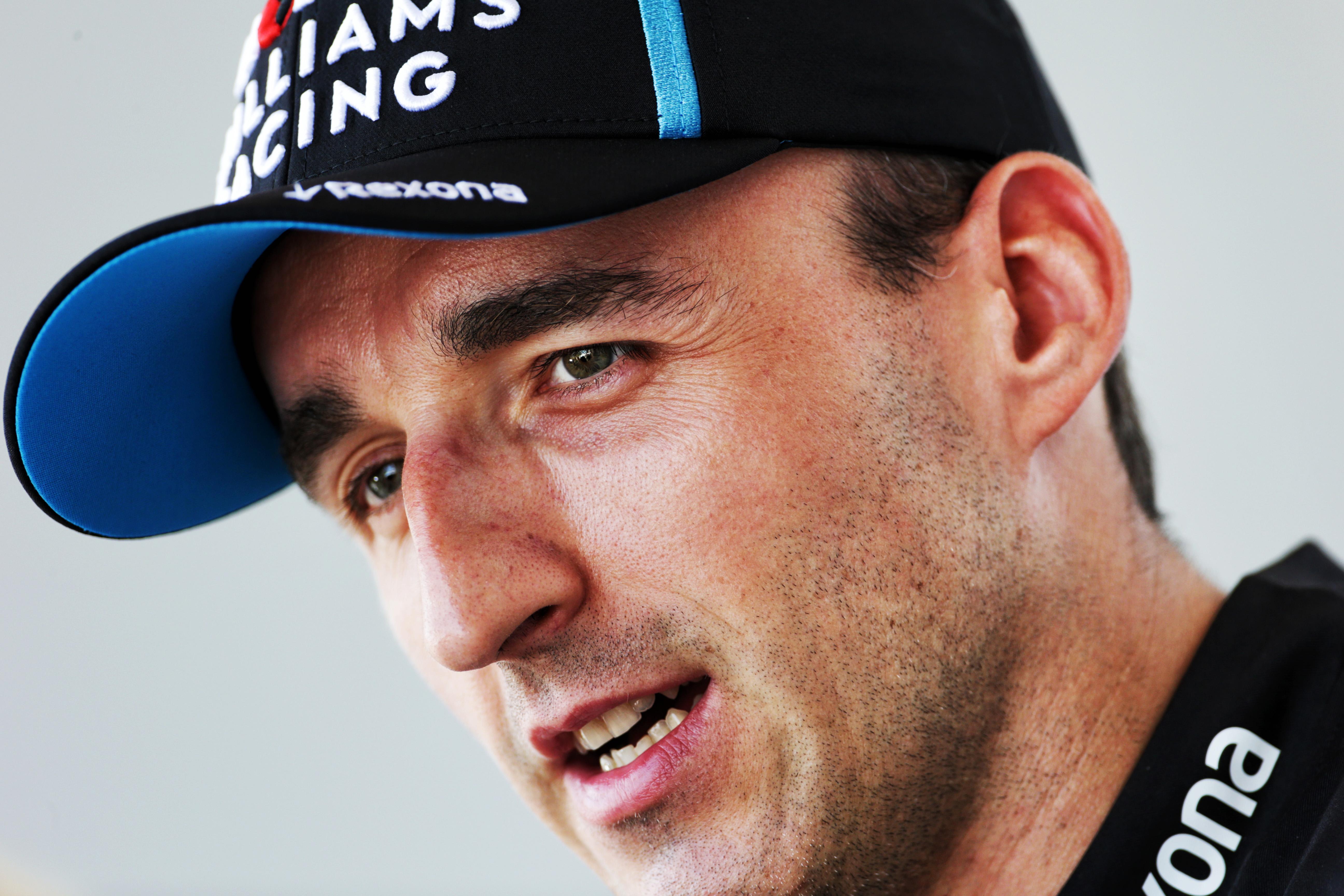 """Robert Kubica ad Auto Bild  """"Devo convivere con i pregiudizi"""""""