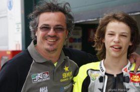 Davide Bulega e Nico