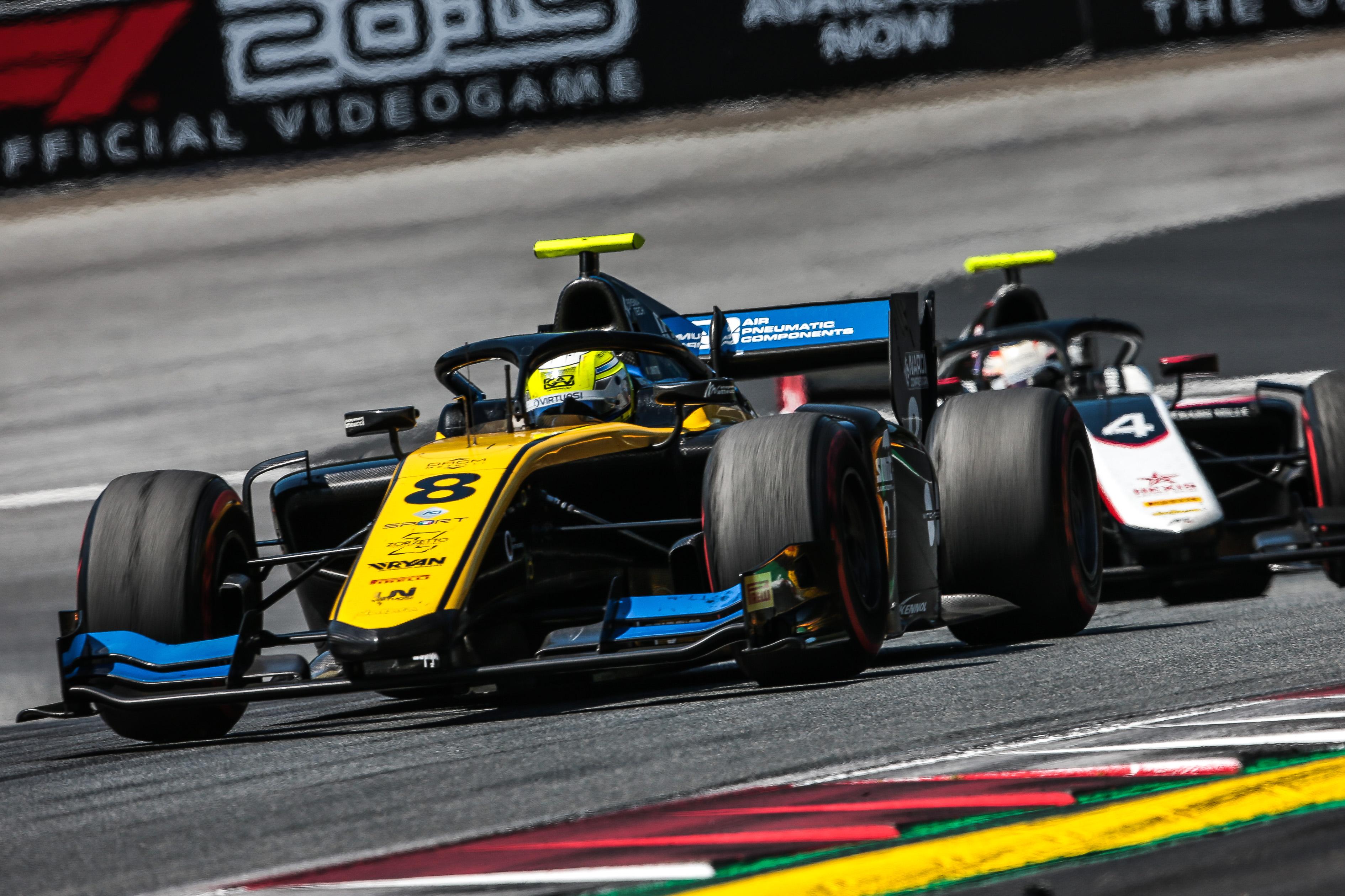 Formula 2 a Silverstone – Ghiotto e Schumacher puntano in alto