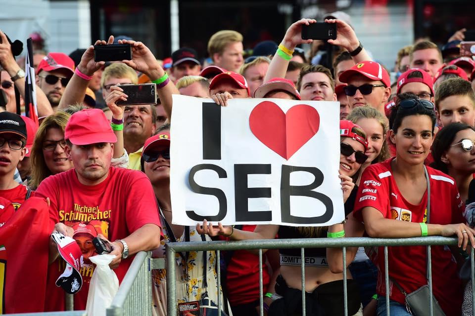 Vettel – Un secondo posto che brilla come un successo