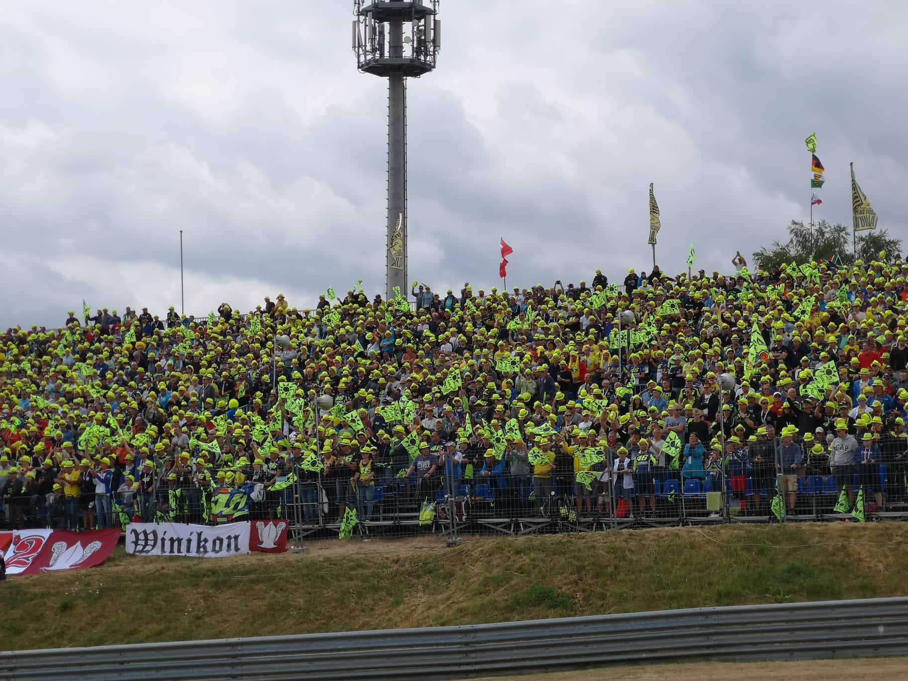 Yellow Sachsenring