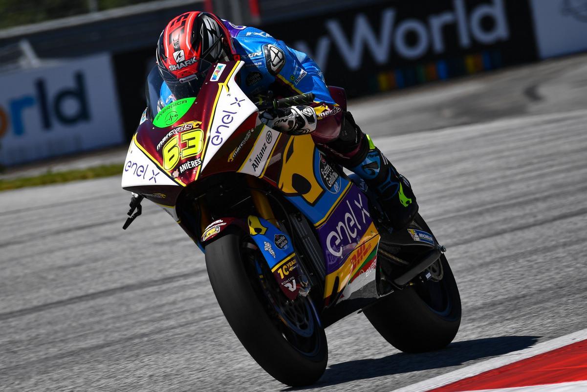 Moto E – Pole position di Mike Di Meglio