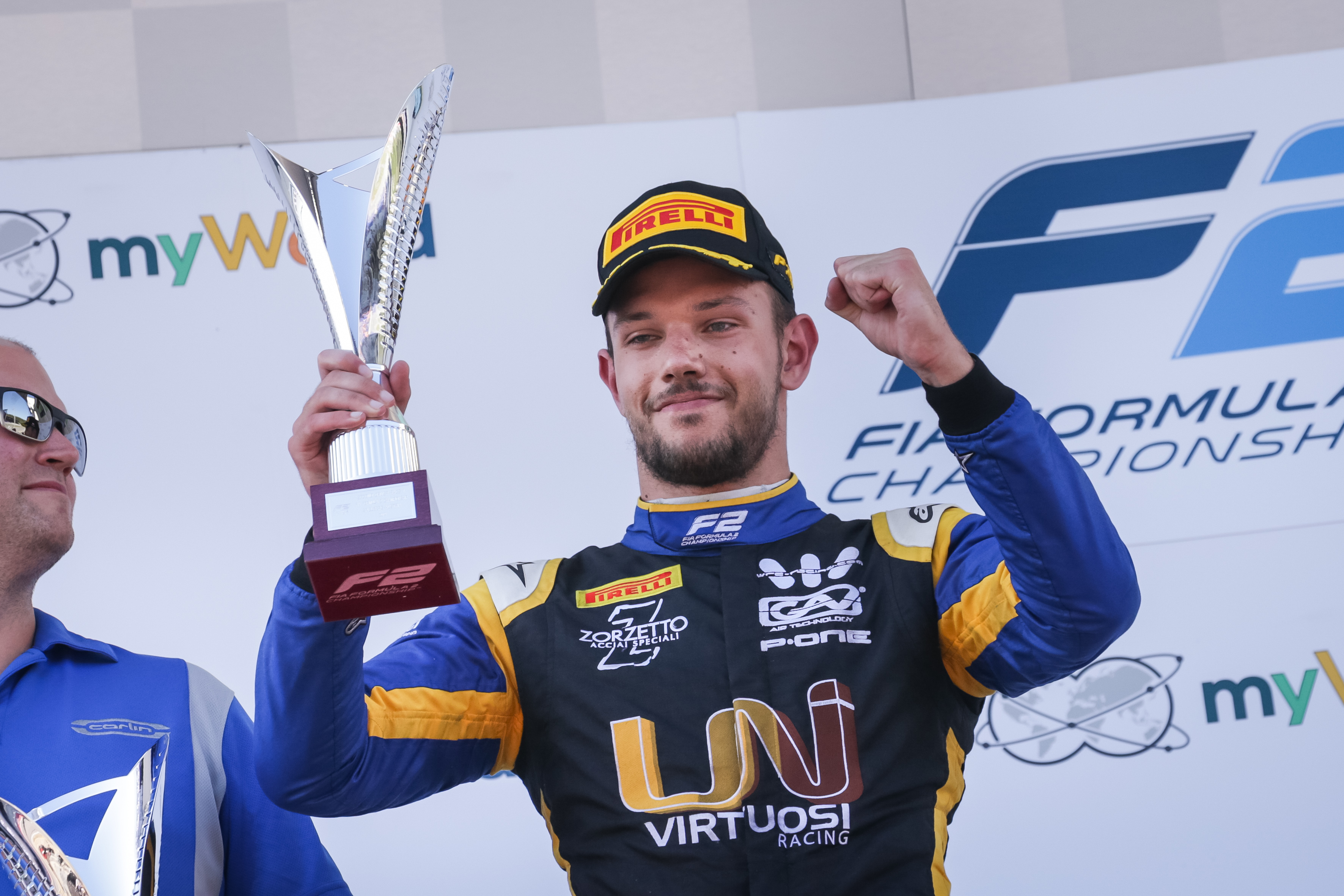 Luca Ghiotto lascia la Formula 2 ad approda alla GT3 con R-Motorsport