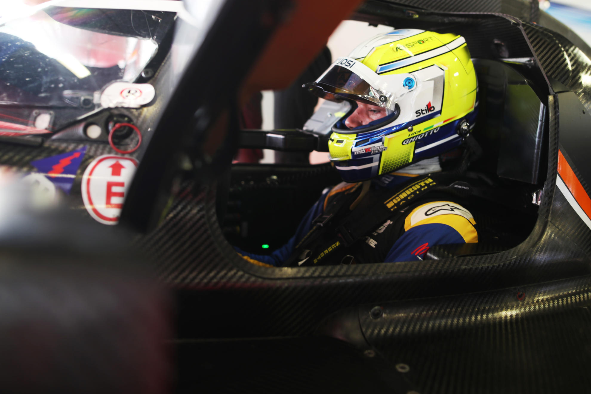 Luca Ghiotto Joins Team LNT Ginetta For 6 Hours of Fuji