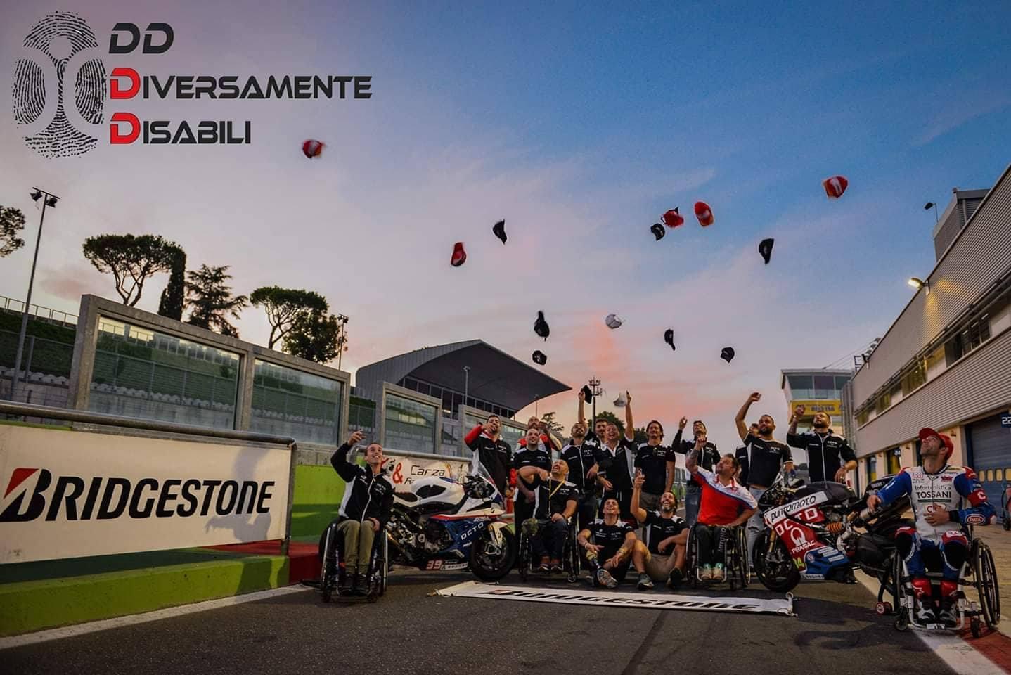 Maximilian Sontacchi e Maurizio Castelli i nuovi Campioni di Motociclismo Paralimpico