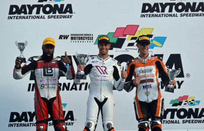 Simone Corsi vince a Daytona ed è pronto per nuove avventure