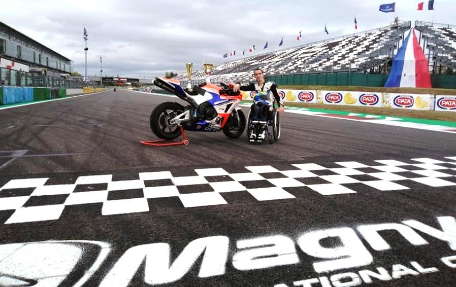 International Handy Race – Picasso campione classe 600 – Castelli vice-campione classe 1000