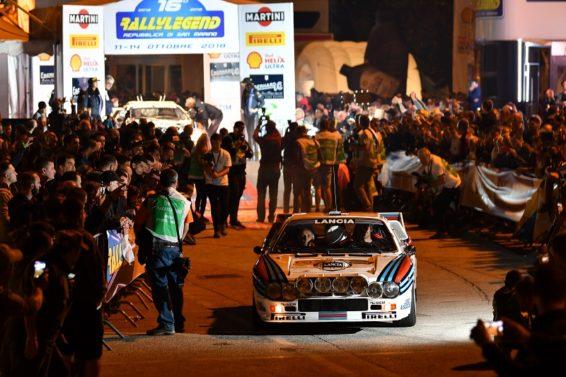 rallylegend village