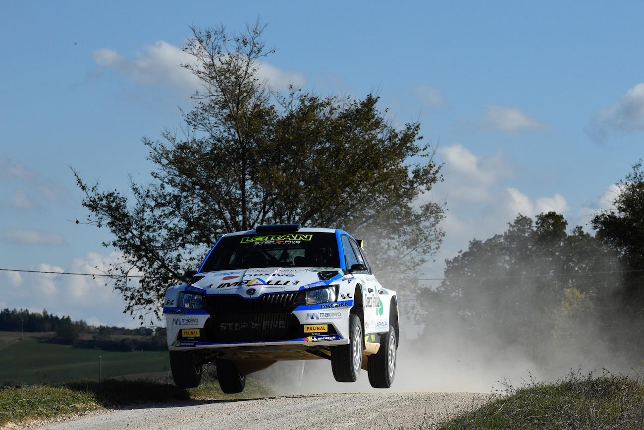 Al via il 10° Tuscan Rewind, ultima tappa del Campionato Italiano Rally
