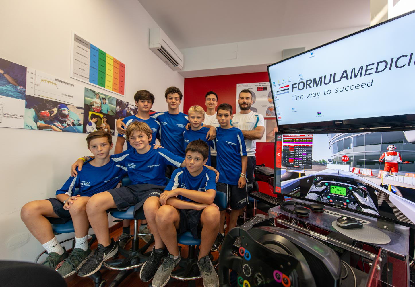 Formula Medicine a quota 509 presenze su 1018 GP di Formula 1