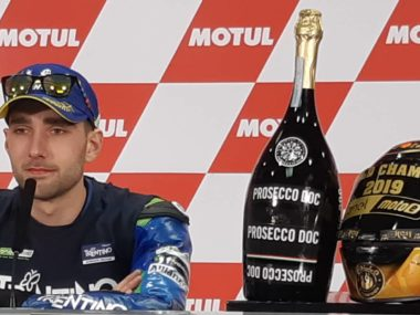 Matteo Ferrari Valencia