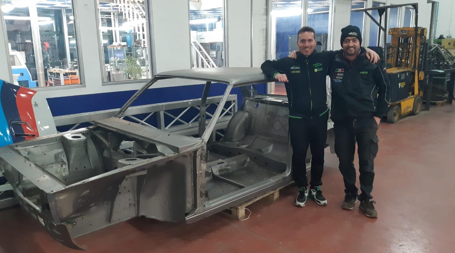 Paolo Diana e Tedak Racing insieme per un nuovo grande progetto