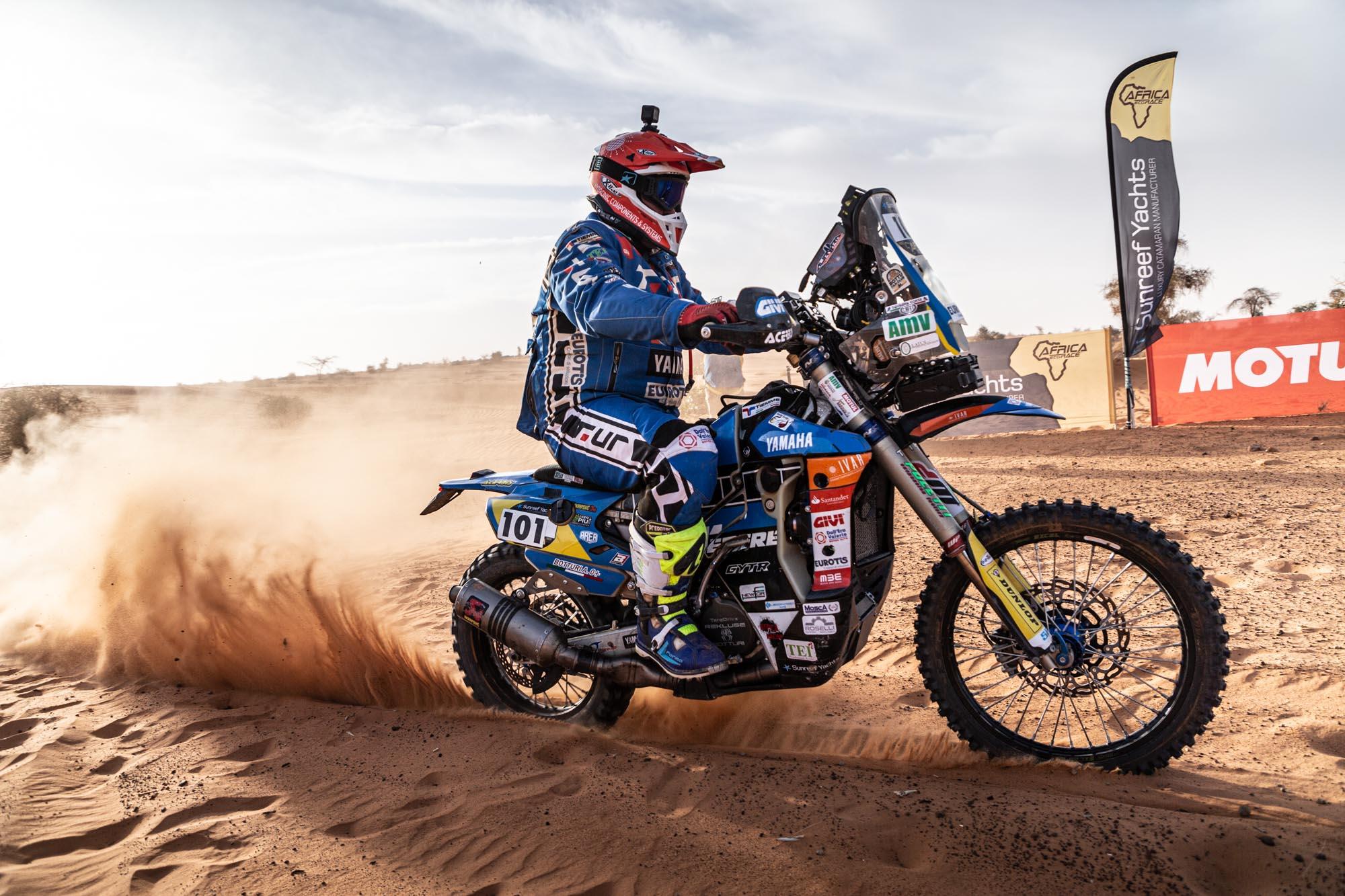 Botturi ha trionfato all'Africa Eco Race – Grande soddisfazione per la Angelo Caffi Squadra Corse