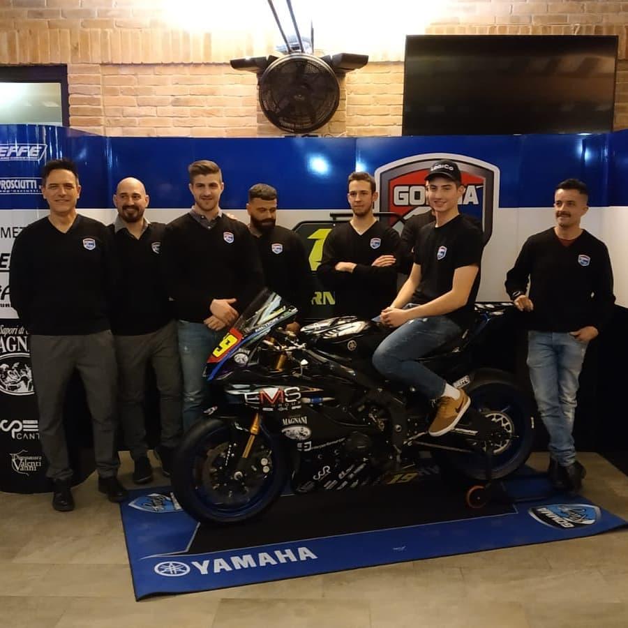 Luca Bernardi è pronto per una nuova sfida con il Team Gomma Racing