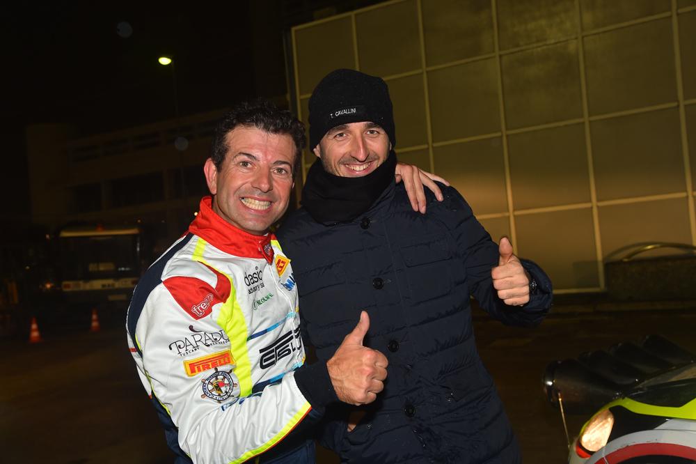 Intervista a Tobia Cavallini – il pilota, il direttore della Toyota Driving Academy e… l'amico di Kubica