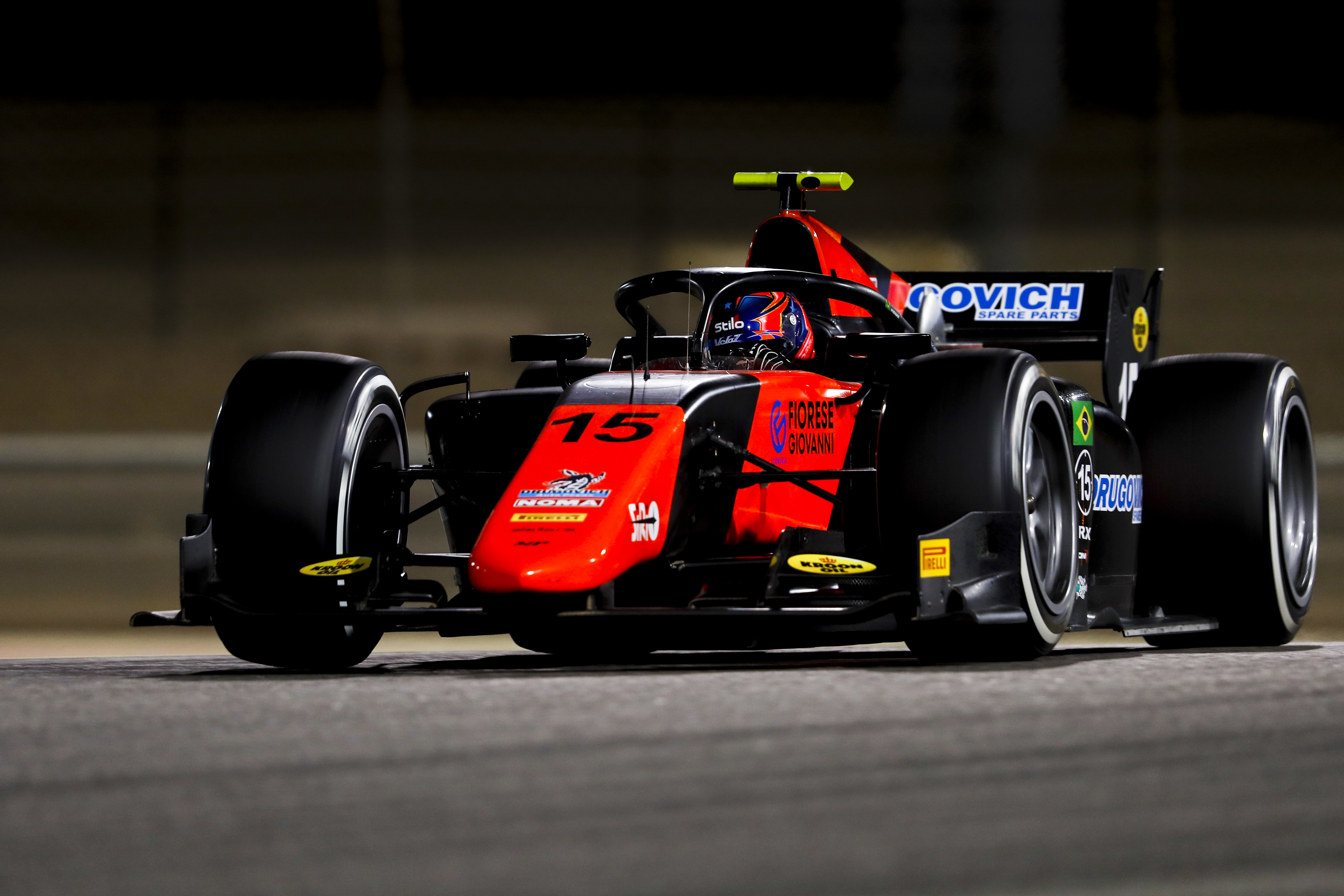 Formula 2 – Face to face with Felipe Drugovich