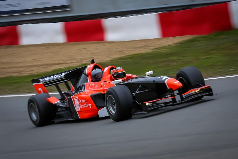 Formula 2 Two-Seater Experience by MP Motorsport