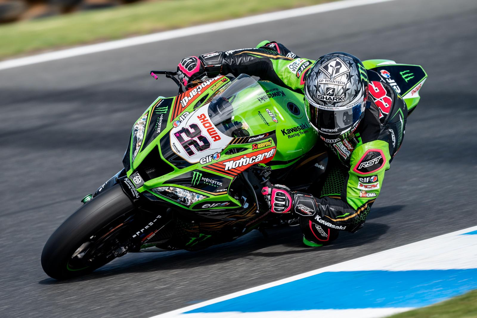 """Alex Lowes """"It was fantastic to win in Australia with Kawasaki but now I miss races"""""""