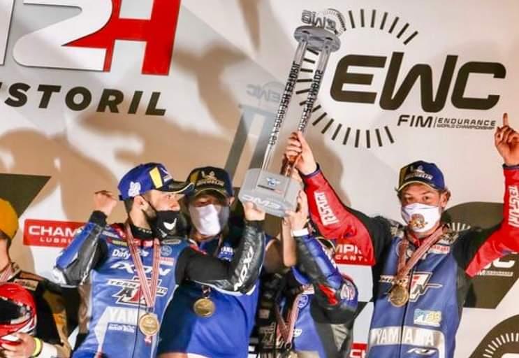 EWC- Roby Rolfo vince la Coppa del Mondo Stock per la seconda volta
