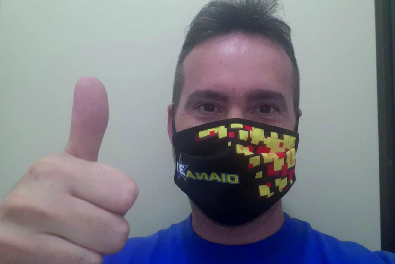 Rallylegend – Paolo Diana regalerà oltre 1000 mascherine